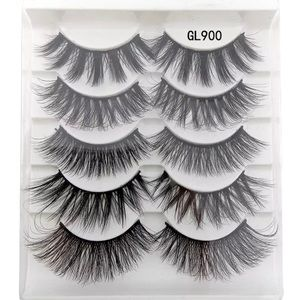 Other - 🖤 5 Pack Mixed Mink Lashes Bundle 🖤